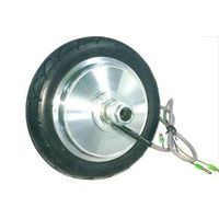 8 inch brushless gear electric scooter hub motor