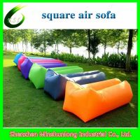 Outdoor Fast Inflatable bed Air Sleep Sofa Lounge,Outdoor Couch Furniture Sleeping inflatable Lounge