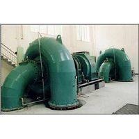 Francis Hydaulic / Hydro Turbine Generator Set