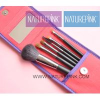Portable Make-up / Makeup Brush Set, Gift Brush Set, Travel Brush Set (NP0647)