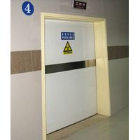Radiation proof door