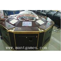 Wooden roulette machine for sale