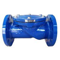 rubber disc check valve