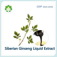 blood vessel expanding eleuthero extract in liquid form