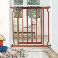 wood&metal safety gate,baby safety gate,baby safety product exporter