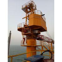 hydraulic offshore platform tower winch