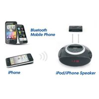 wireless mini bluetooth audio receiver with microphone thumbnail image