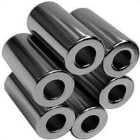 High Power Neodymium Cylinder Magnet N40M with hole