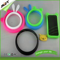 Mobile Phone Accessory Universal Silicone Bumper Frame Cases for Smart Phones