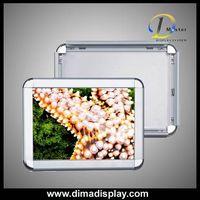 DM Aluminum A4 sanp frame for trade show