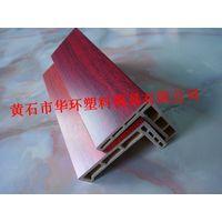 PVC wood plastic foaming mould straight line