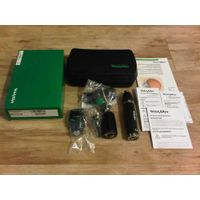 Welch Allyn 97200-MS Otoscope Opthalmoscope Set
