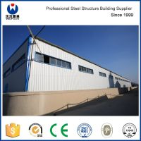 Qingdao Steel Structure Workshop with Certificate