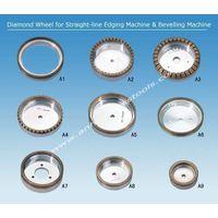 Diamond wheel thumbnail image