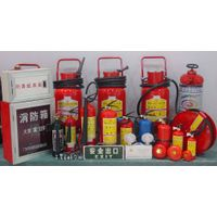 Fire-Fighting Equipment including Extinguishers Etc.