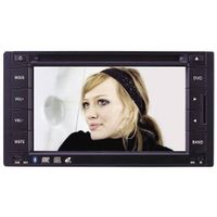 KIA Car DVD GPS 2 Din Bluetooth A2DP TV RDS iPod CDC