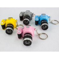 Mini SLR Camera Toy Keychain Keyring Ornament Decoration+Buckle
