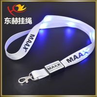 Polyester lanyard with business id card holder in guangzhou manufacturer