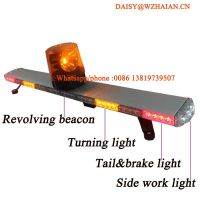 LED Bar Light with Turning, Tail, Brake Lights