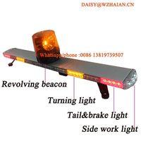 LED Bar Light with Turning, Tail, Brake Lights