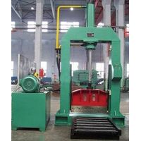 Rubber single-blade cutter /rubber cutting machine 1.It mainly used for cutting rubber natural rubbe thumbnail image