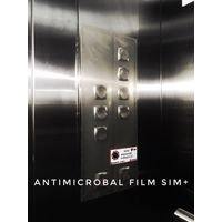 Adhesive Antimicrobial Film, Copper Coated Film (made in Korea)