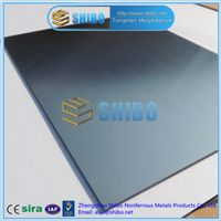 Factory Supply TZM molybdenum plate, TZM plate with best quality thumbnail image