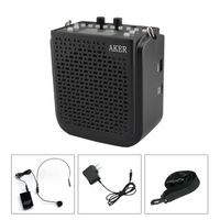 portable microphone speaker system portable personal amplifier