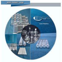 High Quality Clear Fused Quartz Glass Tube