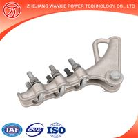 Overhead Line Fittings NLL Aluminium Alloy Strain Clamp