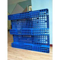 12001000mm open deck three runners recycle high strength warehouse plastic pallet for industrial thumbnail image