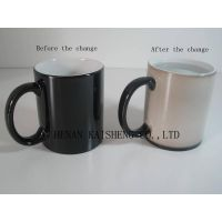 Color changing Ceramic Mugs