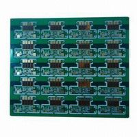 6 layer PCB with 1.6mm board thickness