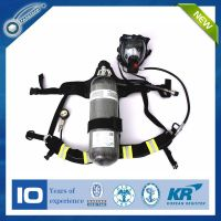Self contained breathing apparatus,6.8L