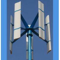vertical axis wind turbine generator 1KW