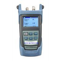 TE-OM 207 handheld optical multimeter optical fiber testing