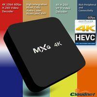 Factory selling android tv box MXQ 4K RK3229 Quad core 4K HD Andriod Smart MXQ set top box thumbnail image