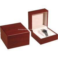Wooden watch box winder jewelry box gift box thumbnail image