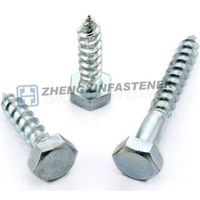 hex head self tapping screw