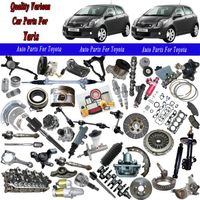 Auto Parts for Toyota Yaris