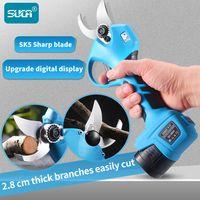 SUCA SC-8604 lithium battery Garden Tools Cordless Power Electric Pruning Shear thumbnail image