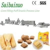 China Core Filling Snacks Food Manufacturing Machinery thumbnail image