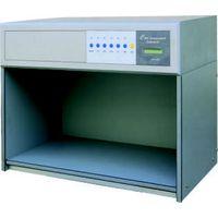 Standard Light Source Color Comparison Latten Box