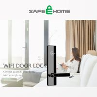 Security protection SafeEhome SH301-C Smart Hotel Door Lock thumbnail image