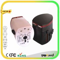 Universal travel adapter suitable for more than 150 countries