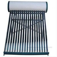 Free Energy solar water heater for multi-purposes applications