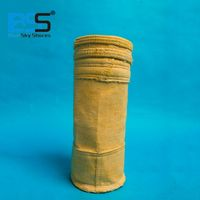 China supplier P84 dust collector filter bag for cement plant thumbnail image