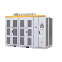 Medium voltage variable frequency drives