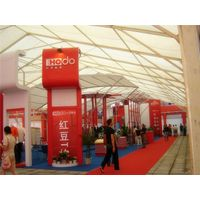 selling sprice of W25X50 exhibition tent