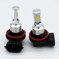 Extreme Super Bright H10 9145 Fog Light Lamp Replaceme 80W Cree 12V LED 9145 Bulbs thumbnail image